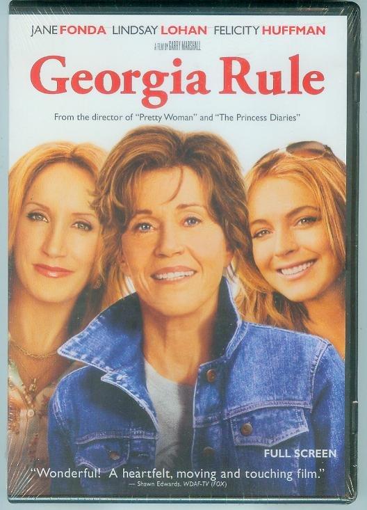 GEORGIA RULE (2007) (NEW) JANE FONDA/LINDSAY LOHAN/FELICITY HUFFMAN