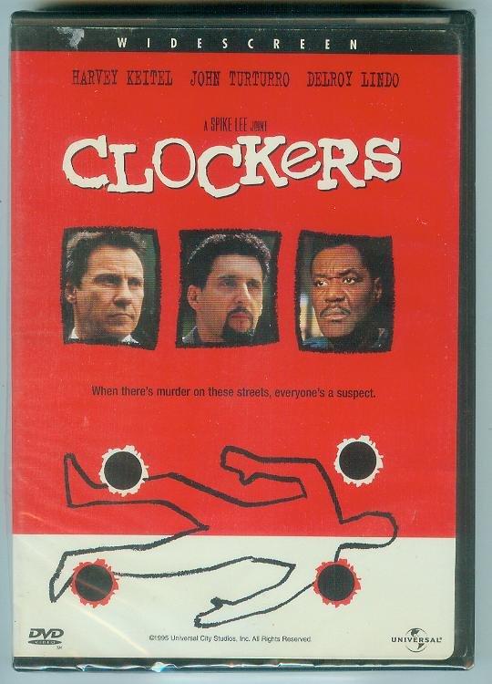 CLOCKERS (1999) MEKHI PHIFER/HARVEY KIETEL/JOHN TURTURRO