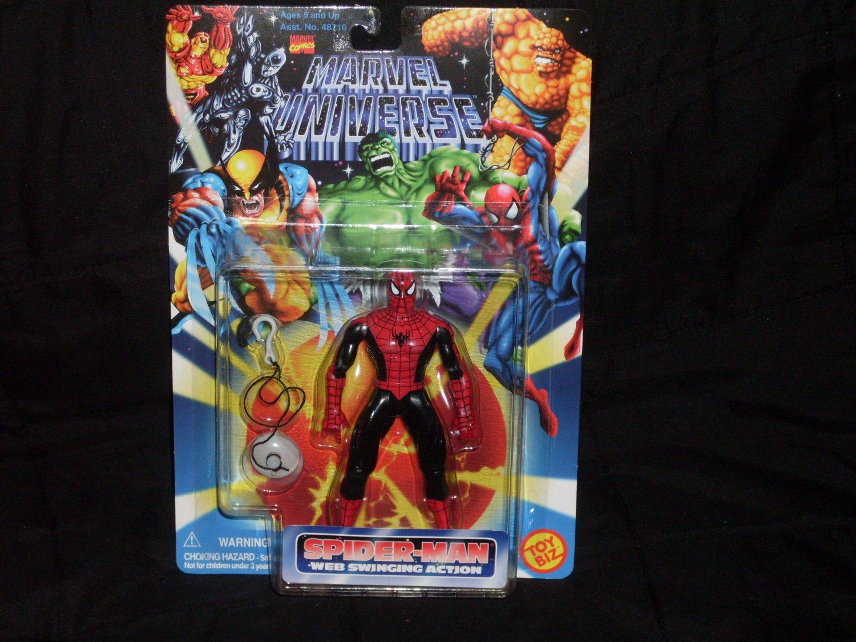 SPIDER-MAN FROM MARVEL UNIVERSE (1996) NIP