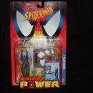 J. JONAH JAMESON FROM SPIDER-MAN SPIDER POWER (1999) NIP