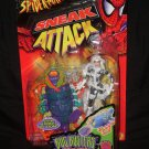 SILVER SABLE BUG BUSTER FROM SNEAK ATTACK SERIES (1998) Added Shipping Cost Outside USA