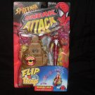 MADAME WEB FLIP & TRAP FROM SNEAK ATTACK SERIES (1998) NIP