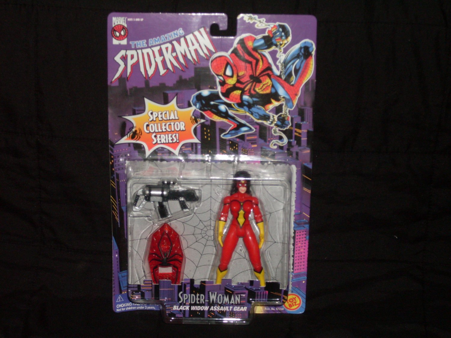 SPIDER-WOMAN FROM THE AMAZING SPIDER-MAN (1996) NIP