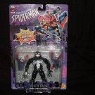 BLACK STEALTH VENOM FROM THE AMAZING SPIDER-MAN (1996) Added Shipping Cost Outside USA