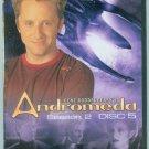 ANDROMEDA SEASON 2 VOL.5 (2003) (NEW) KEVIN SORBO