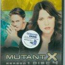 MUTANT X SEASON 1 VOL.4 (2003) (NEW) JOHN SHEA/FORBES MARCH/VICTORIA PRATT