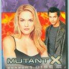 MUTANT X SEASON 1 VOL.2 (2003) (NEW) JOHN SHEA/FORBES MARCH/VICTORIA PRATT
