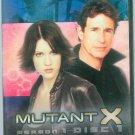 MUTANT X SEASON 1 VOL.1 (2003) (NEW) JOHN SHEA/FORBES MARCH/VICTORIA PRATT