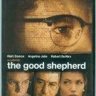THE GOOD SHEPHERD (2007) MATT DAMON/ANGELINA JOLIE
