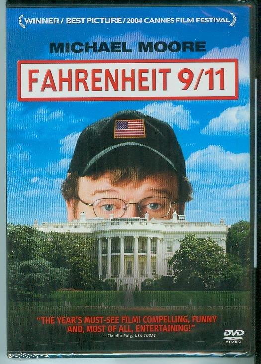 FAHRENHEIT 9/11 (2004) (NEW) MICHAEL MOORE