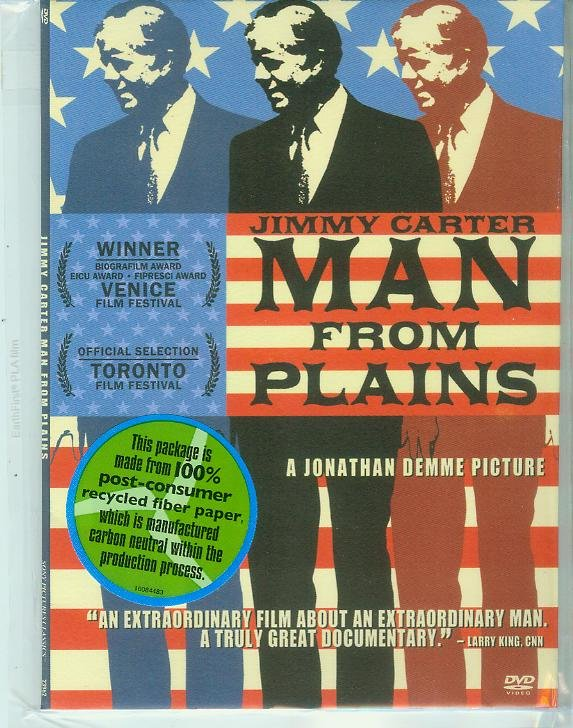 JIMMY CARTER MAN FROM PLAINS (2008) (NEW)