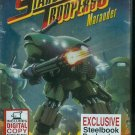 STARSHIP TROOPERS 3 MARAUDER RARE STEELBOOK (2008) (NEW)