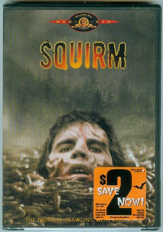 SQUIRM (2003) (NEW) DON SCARDINO/PATRICIA PEARCY