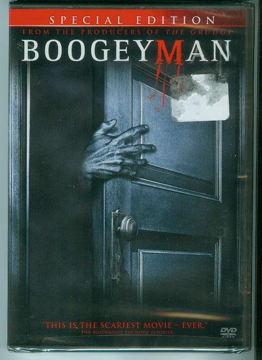 THE BOOGEYMAN (2005) (NEW) LUCY LAWLESS/SKYE McCOLE BARTUSIAK