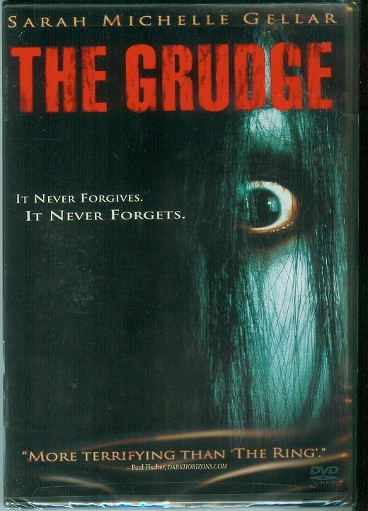 THE GRUDGE (2005) (NEW) SARAH MICHELLE GELLAR