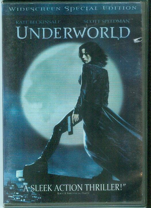 UNDERWORLD (2004) (PLAYED ONCE) KATE BECKINSALE