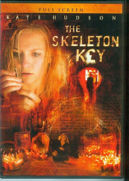 THE SKELETON KEY (2005) (PLAYED ONCE) KATE HUDSON/GENE ROWLANDS