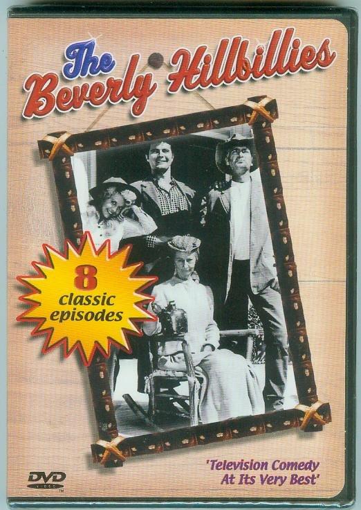 THE BEVERLY HILLBILLIES (2003) (NEW) BUDDY EBSEN/MAX BAER Jr/DONNA DOUGLAS