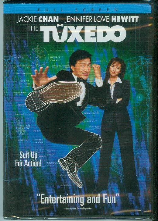 THE TUXEDO (2002) (NEW) JACKIE CHAN/JENNIFER LOVE HEWITT