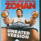 YOU DONT MESS WITH THE ZOHAN (2008) (NEW) ADAM SANDLER