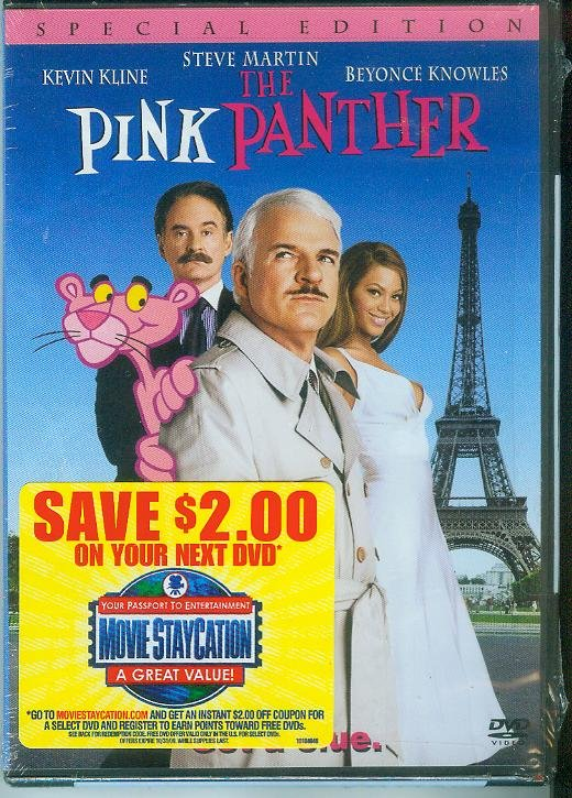THE PINK PANTHER (2006) (NEW) STEVE MARTIN/BEYONCE KNOWLES/KEVIN KLINE