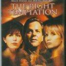 THE RIGHT TEMPTATION (2001) (NEW) KIEFER SUTHERLAND/REBECCA DE MORNAY