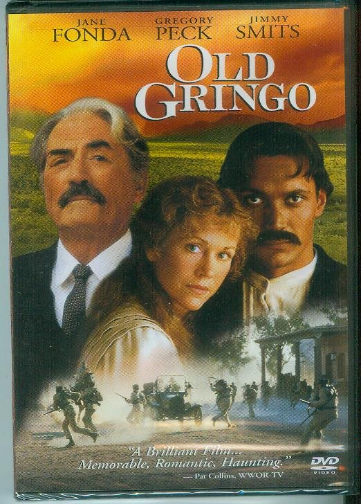 OLD GRINGO (2002) (NEW) JANE FONDA/GREGORY PECK/JIMMY SMITS