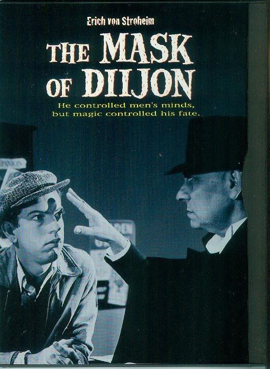 The Mask of Diijon (DVD, 1999) (NEVER PLAYED) ERIC von STROHEIM