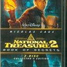 National Treasure 2 Book of Secrets (2-Disc) NICOLAS CAGE/HARVEY KEITEL/JON VOIGHT (VIEWED ONCE)