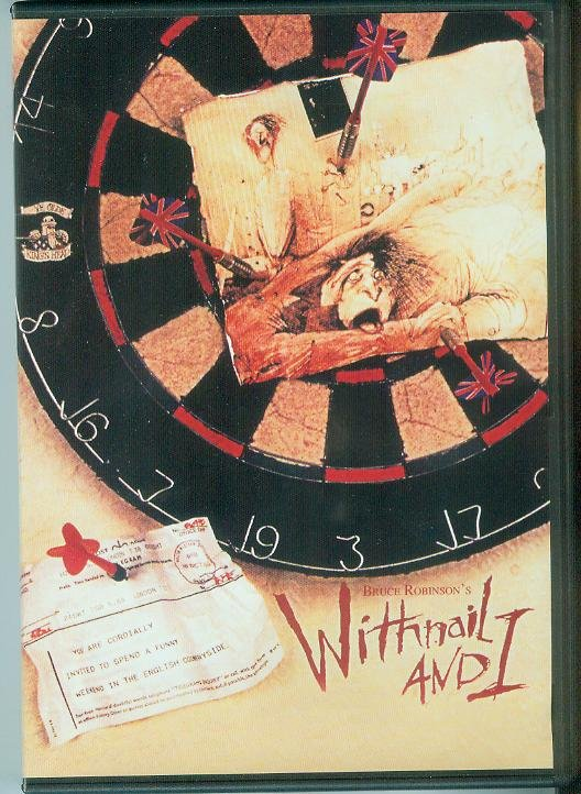 Withnail and I (DVD, 2011 ) (NEVER PLAYED) Paul McGann/Richard E. Grant