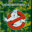 Ghostbusters/Ghostbusters 2 (DVD, 2005, 2-Disc Set, with Collectible Scrapbook) (NEVER PLAYED)