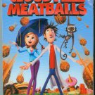 Cloudy With a Chance of Meatballs (DVD, 2010, 2-Disc Set) (PLAYED ONCE)