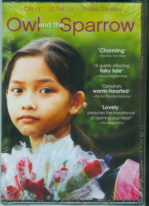 Owl and the Sparrow (DVD, 2010) (NEW) CAT LY/LE THE LU/PHAM THI HAN