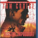Mission: Impossible (Blu-ray Disc, 2007, Special Collector's Edition) Tom Cruise