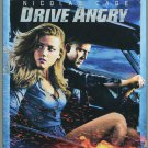 Drive Angry (Blu-ray Disc, 2011 Special Edition) Nicolas Cage/Amber Heard