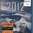 2012 (Blu-ray Disc, 2010) John Cusack/Amanda Peet