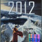 2012 (Blu-ray Disc, 2010, 2-Disc Set, Includes Digital Copy)
