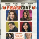Please Give (Blu-ray Disc, 2010)