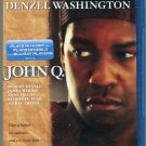 John Q (Blu-ray Disc, 2009) Denzel Washington/Robert Duvall