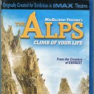 The Alps - Climb of Your Life (Blu-ray Disc, 2008)