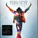 Michael Jackson's This Is It (Blu-ray Disc, 2010)