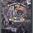 Drew's Famous Remember the Times at 40 The 1960's