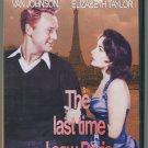The Last Time I Saw Paris (DVD, 2004) Elizabeth Taylor