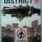 District 9 (DVD, 2009, 2-Disc Set)