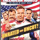 Talladega Nights: The Ballad of Ricky Bobby (DVD, 2006, Unrated Edition)