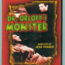 Dr. Orloff's Monster (DVD, 2002)