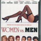 Women Vs. Men (DVD, 2003)