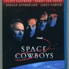 Space Cowboys (Blu-ray Disc, 2006) Clint Eastwood/Tommy Lee Jones/Donald Sutherland