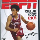 ESPN College Hoops 2K5 (Sony PlayStation 2, 2004)