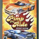Pimp My Ride Street Racing (Sony PlayStation 2, 2009)